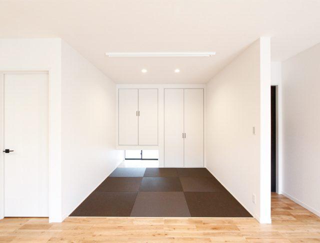 【終了】【一宮市】「ガルバリウム鋼板と無垢材の外観の家」完成見学会